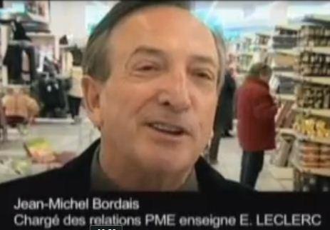 Jean-Michel Bordais, président de la Scarmor de 1997 à 2007