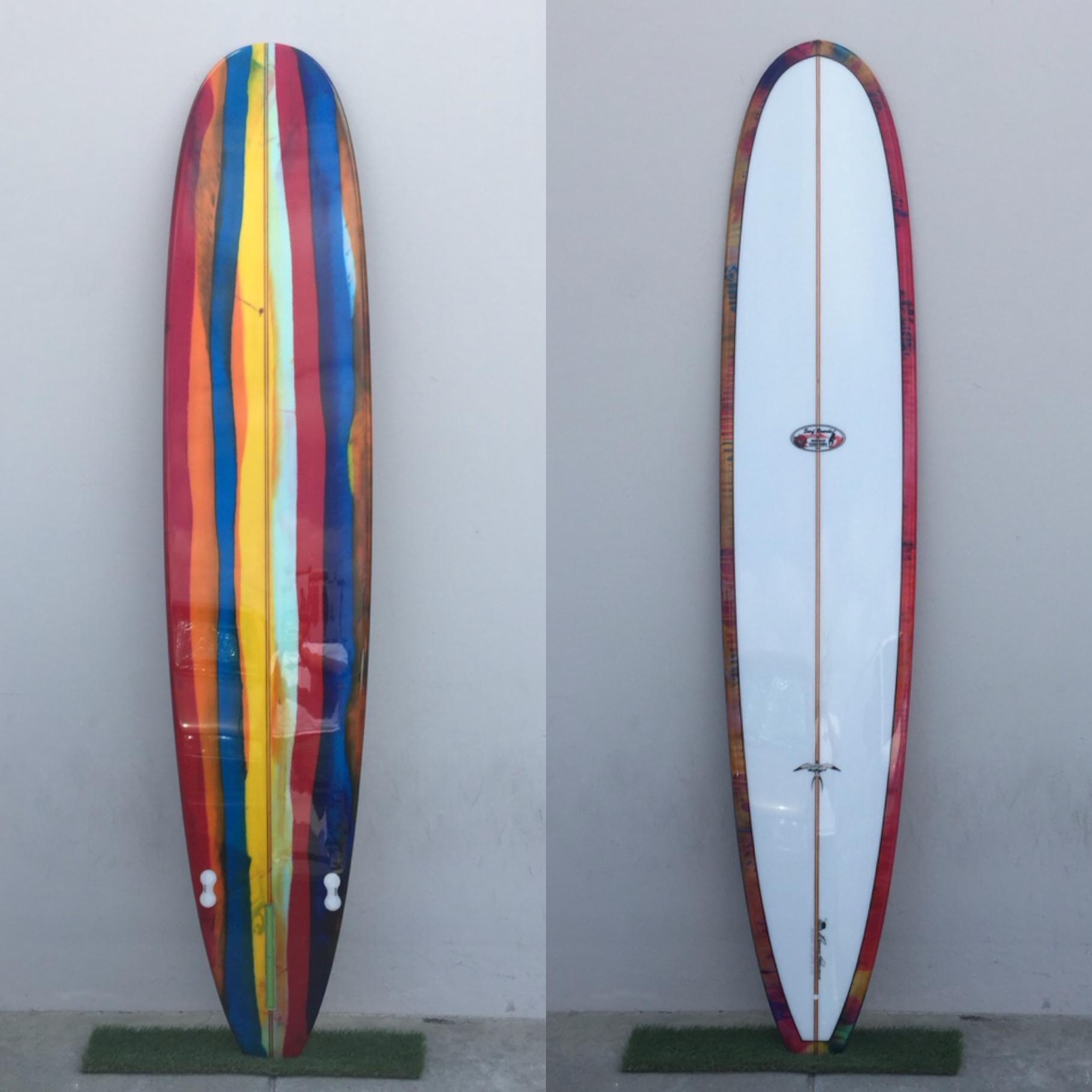 Noah Comp Surfboards By Donald Takayama