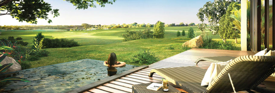 Golf Ile Maurice Villa AVALON GOLF