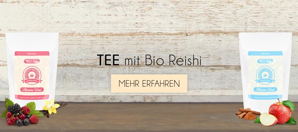 Bio Reishi Tee