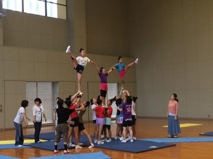 舞鶴練習1