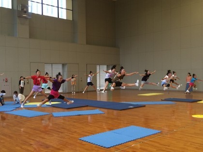 舞鶴練習2