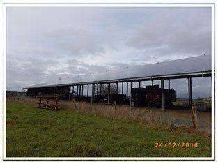hangar photovoltaique