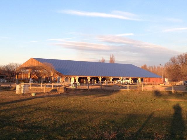 manège photovoltaïque Gard
