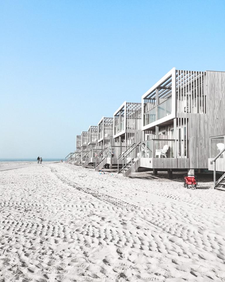 Landal Park Strandhäuser in Hoek van Holland