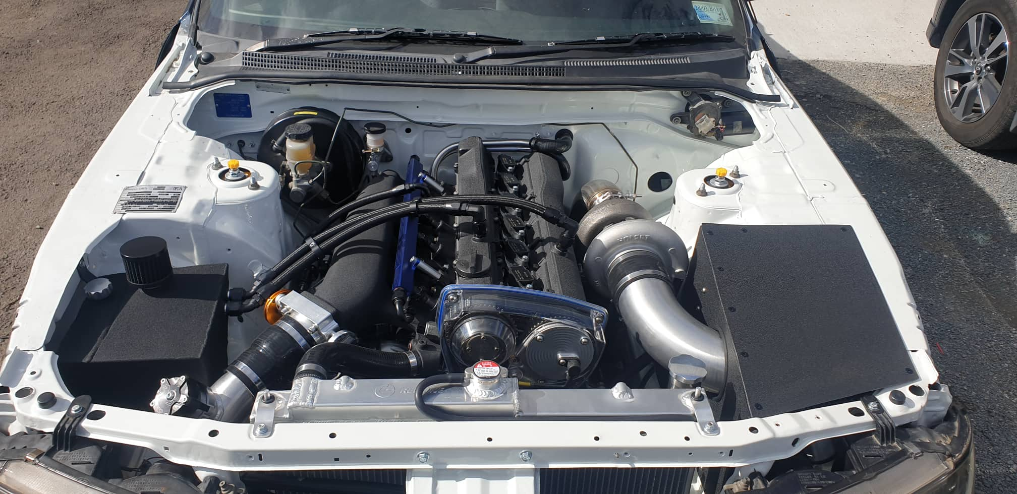 Built R33 Skyline