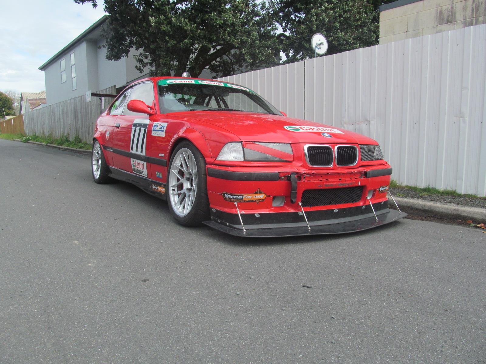 E36 B class racer
