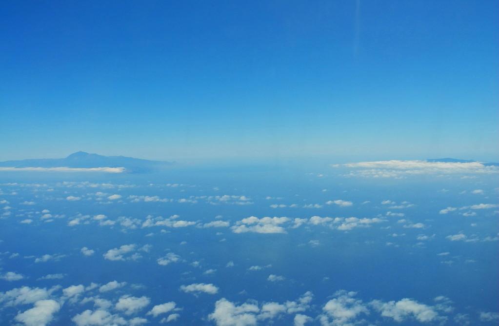Die Inseln Teneriffa und La Gomera