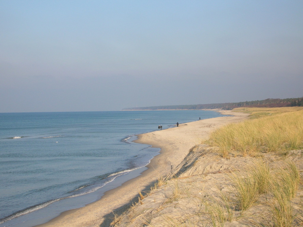 Strandspaziergang im November