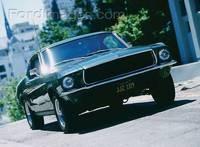 Mustang GT 68 du film Bullitt