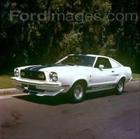 Mustang Cobra II  1976