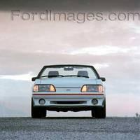 Mustang GT 87
