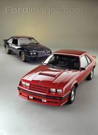 Mustang GT 82
