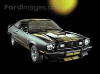 Mustang Cobra 1977