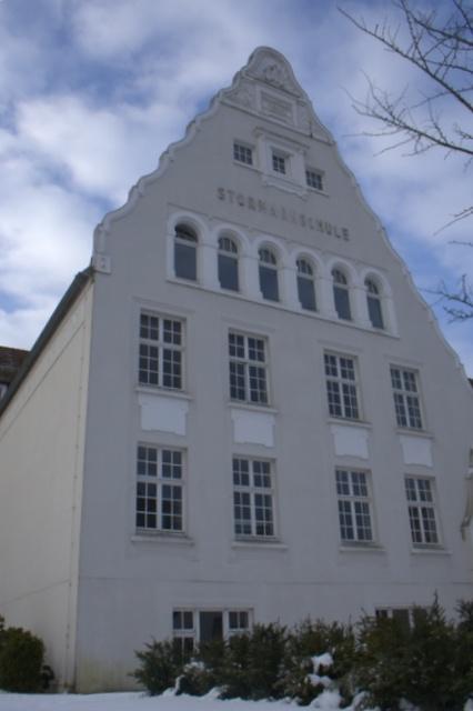 Podiumsdiskussion in der Stormarnschule Ahrensburg mit Bürgermeister Kandidat Christian Schubbert