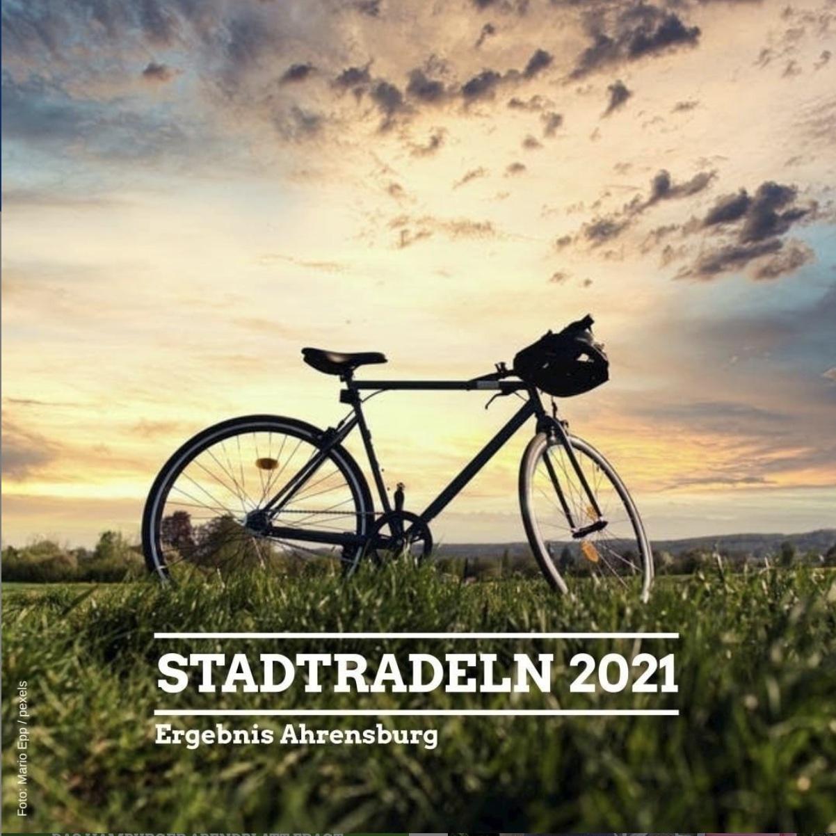 Über 1.000 Ahrensburger beim Stadtradeln 2021