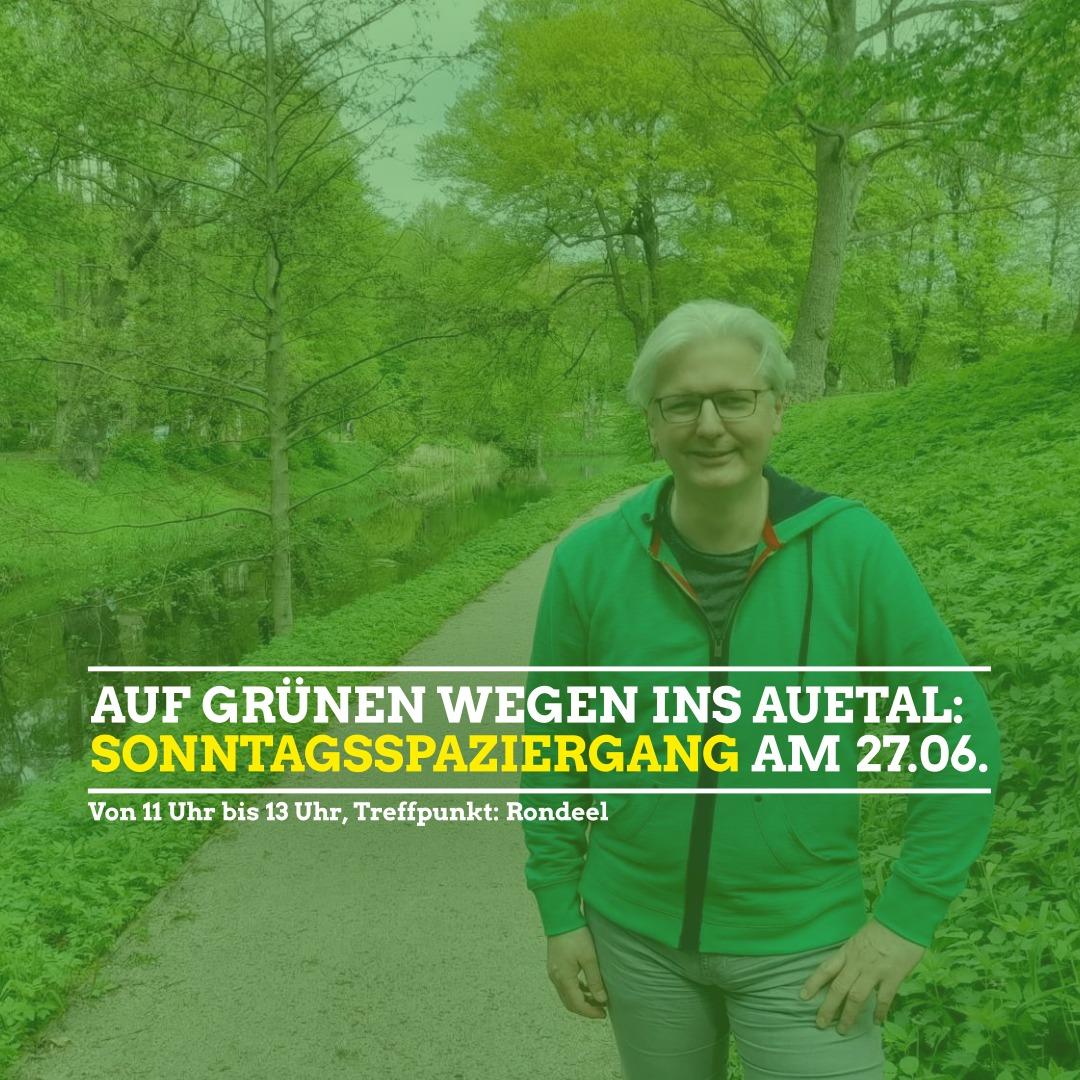 Auf grünen Wegen ins Auetal