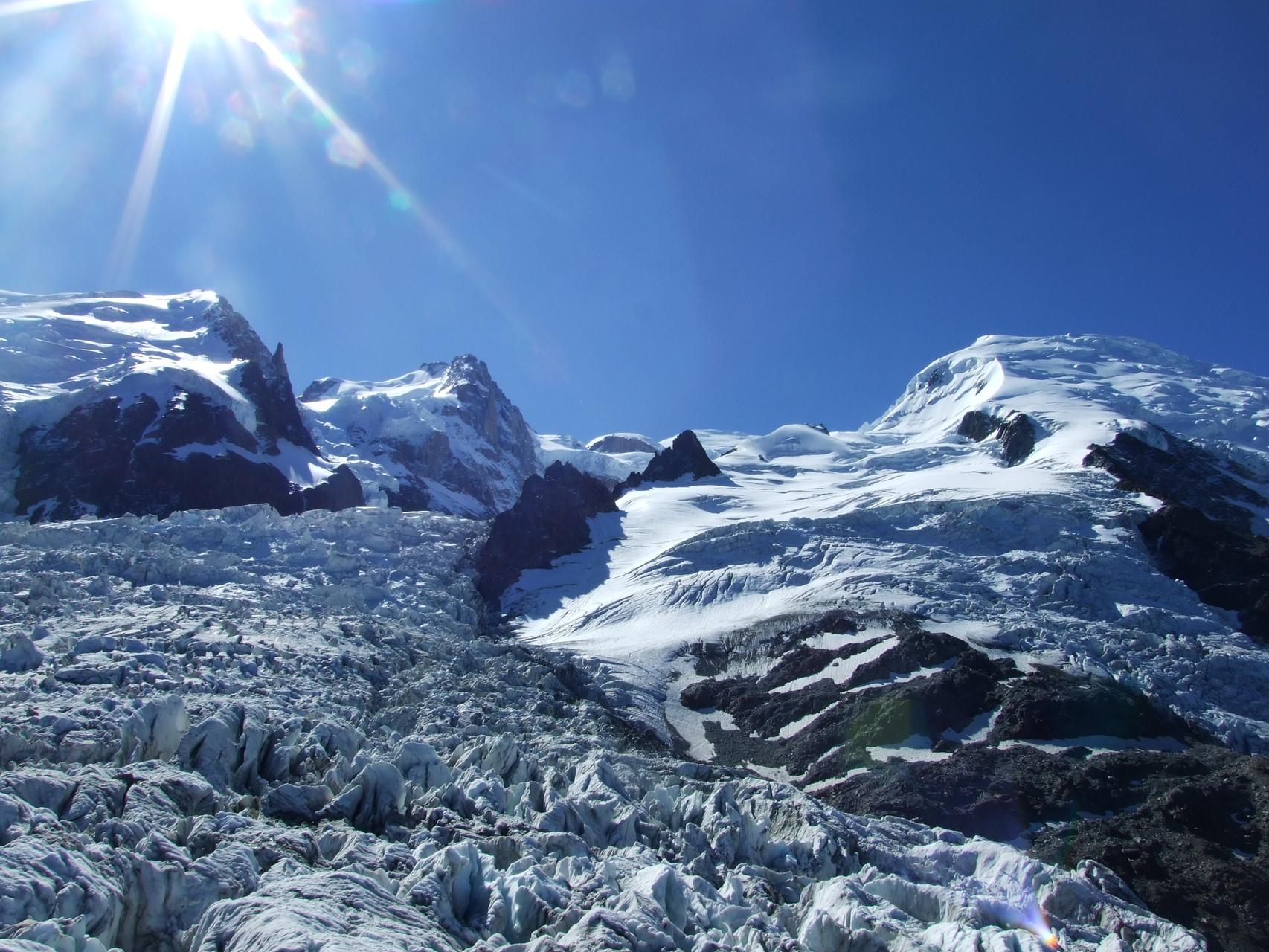 La Jonction 2589 m