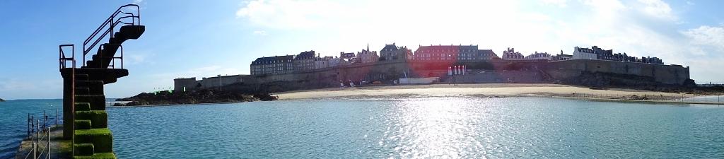 Bucht von Saint Malo