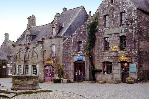 Historische Bretagne Locronan