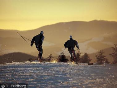 Skilanglauf Unterricht