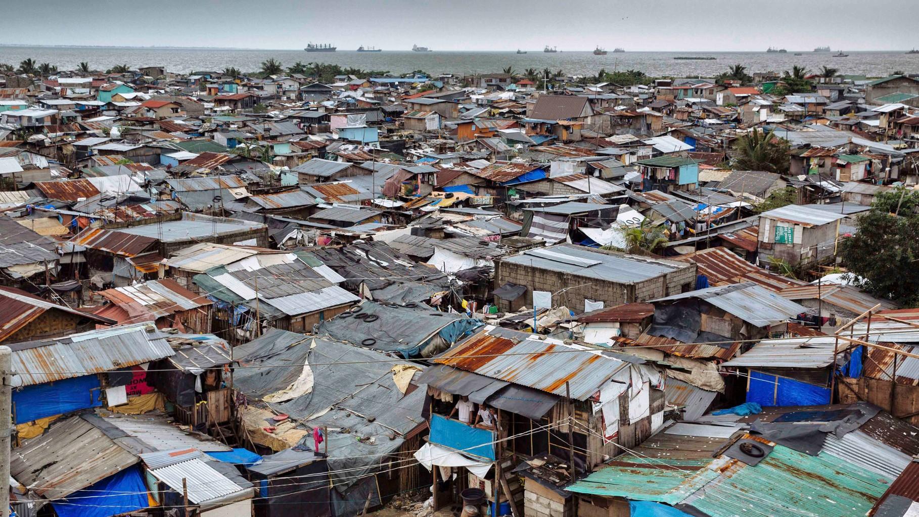One Million live  in Danger Zones near the sea