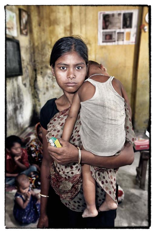 von Tiljala Shed für ihre 300 Patienten