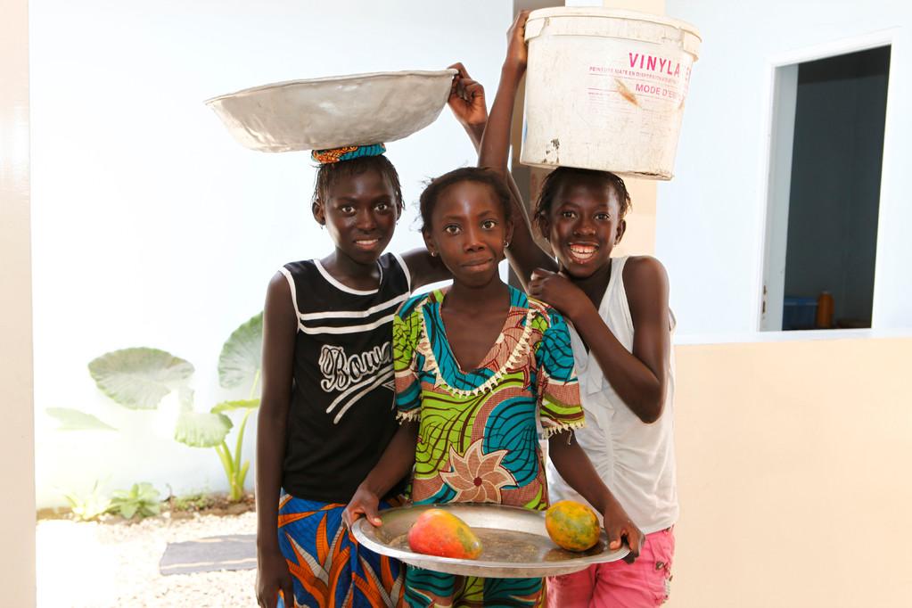 Mangoverkäuferinnen