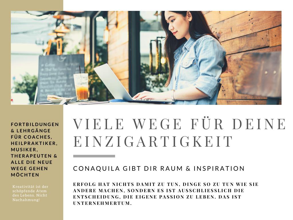 ea4e89a571 Lehrgänge der ConAquila Akademie - Business Coaching Ausbildung ...