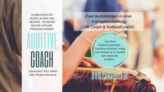 Coachingausbildung mit Musik, Klang und Gesang: AuditiveCoaching(c) - Hier auf das Bild klicken