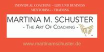 Coachingsitzungen mit Martina M. Schuster
