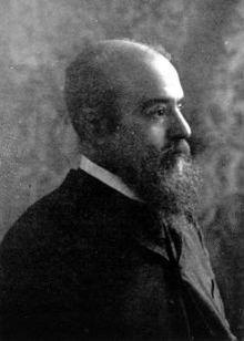 Vilfredo Pareto, Bild: Wikipedia