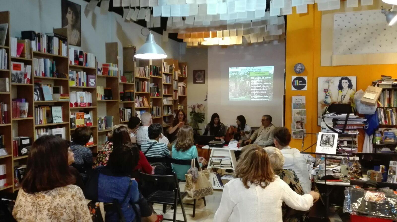 Imaginario lotaviano en la Librería de Mujeres