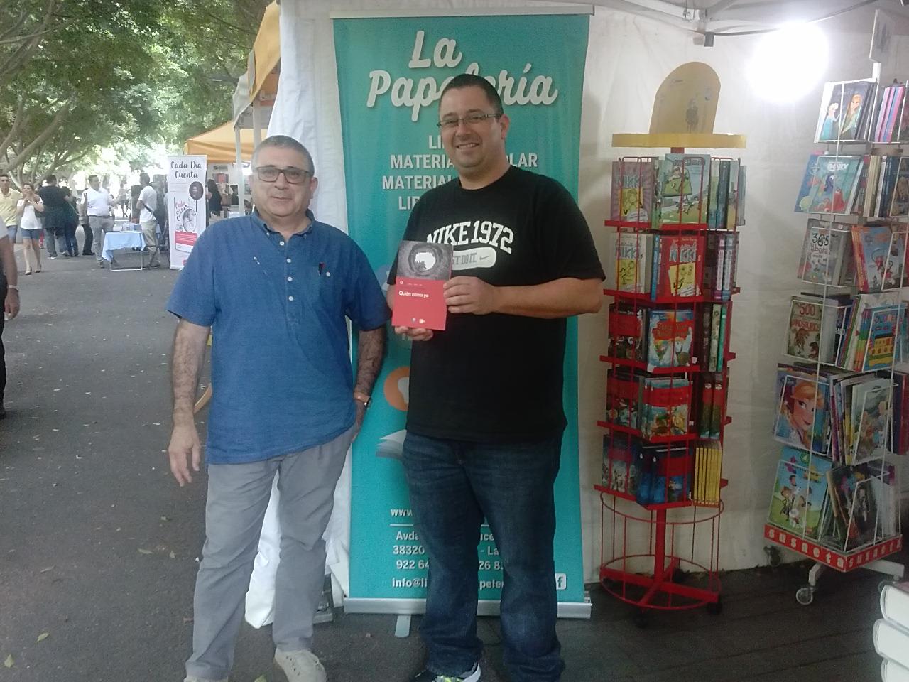 Feria del Libro de Santa Cruz 2016