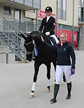 Carina Peiker in Kreuth 2016