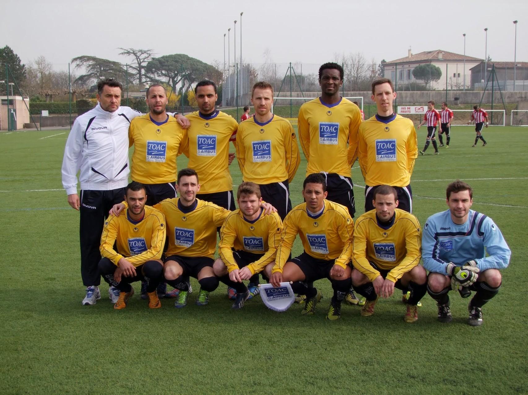 2013-14 - J4 contre TALENCE