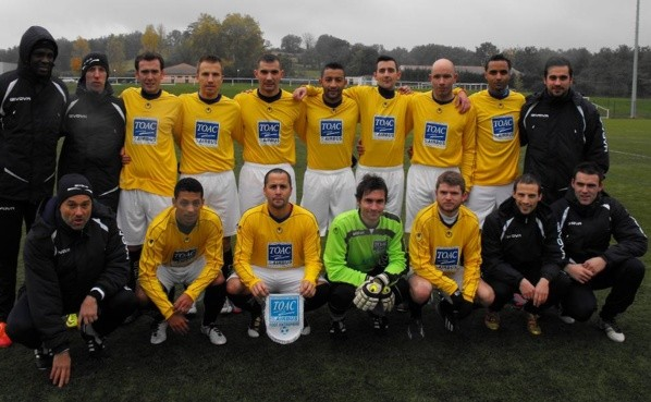 TOAC I - 32e de Championnat de France contre LATECOERE