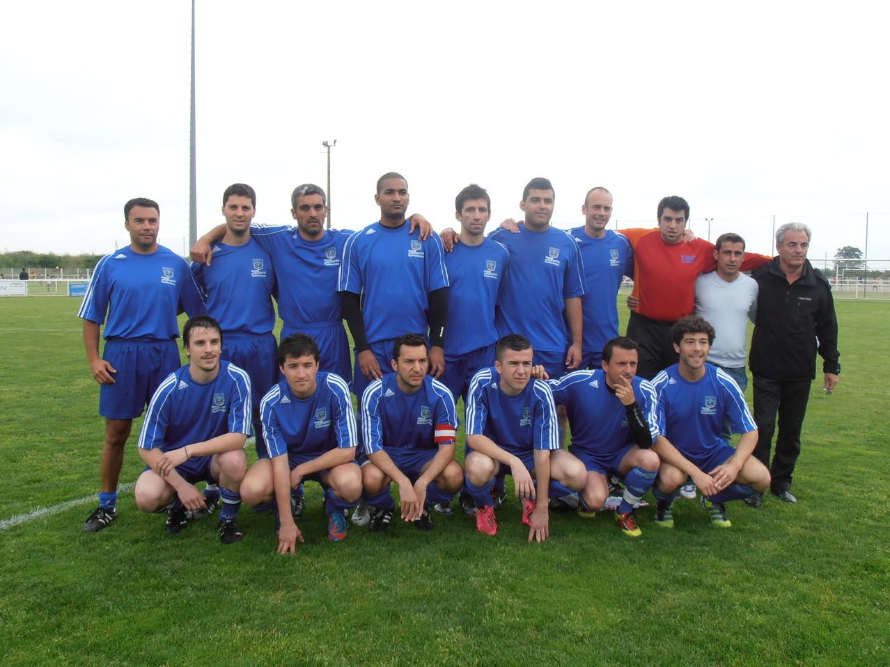 Le TOAC 2 : vainqueur de la coupe régionale
