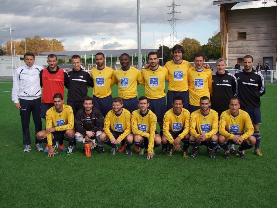 2014-15 - 32e CdF contre CHABOURCY