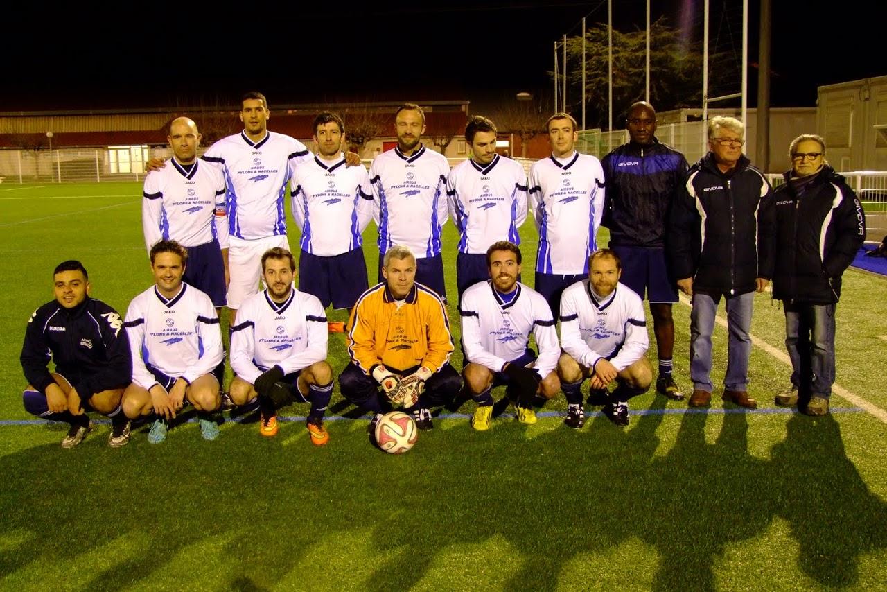 2015-16 - TOAC II contre CAPITOLE TAXI