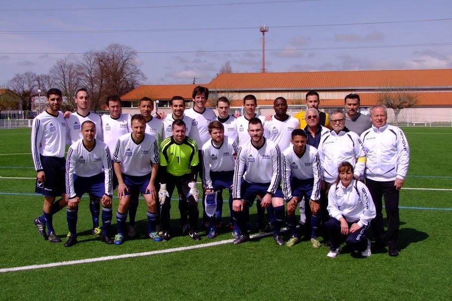 2015-16 - CdF / Défaite 2 à 0 contre le futur Champion de France Orange Paris