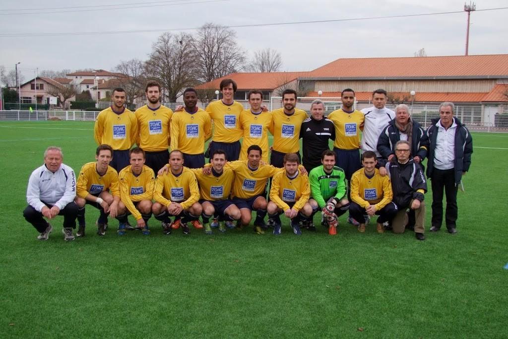 2014-15 - 16e CdF - TOAC vs ASPTT Marseille