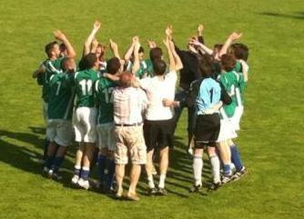 2012-13 - Vainqueur coupe régionale