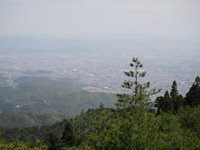 京都市内 三角点より