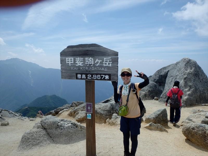 二度目の登頂(^ ^)v