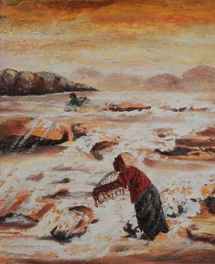 Sea Fishing, 30 x 40, 180€