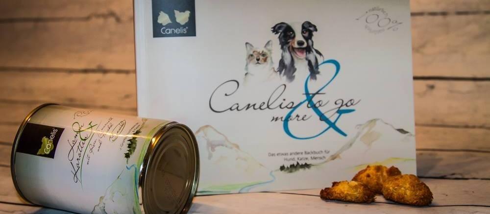 Unser Canelis Backbuch für Tier & Mensch