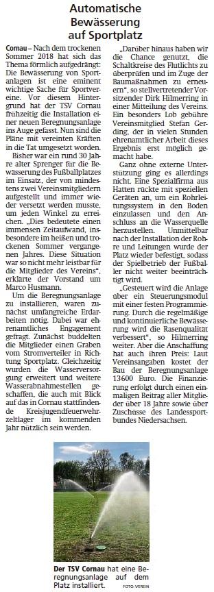 Quelle: Diepholzer Kreisblatt