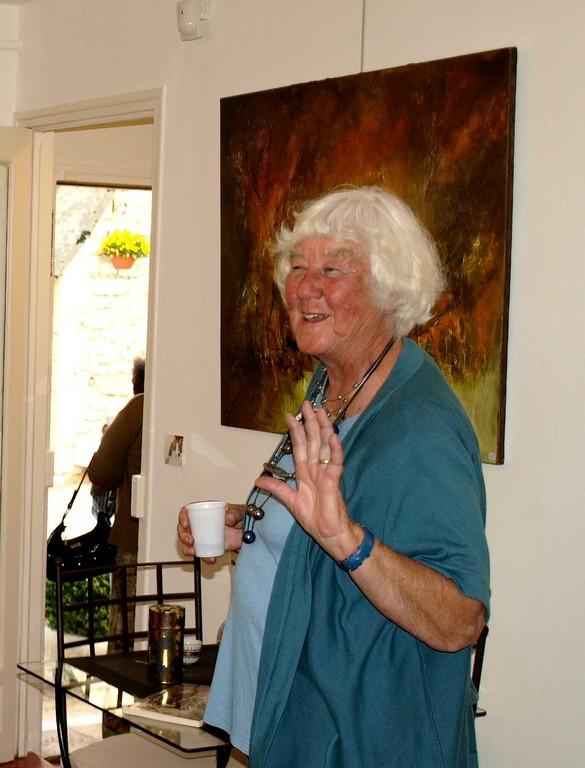 Ingrid MOLENAAR (peintre)