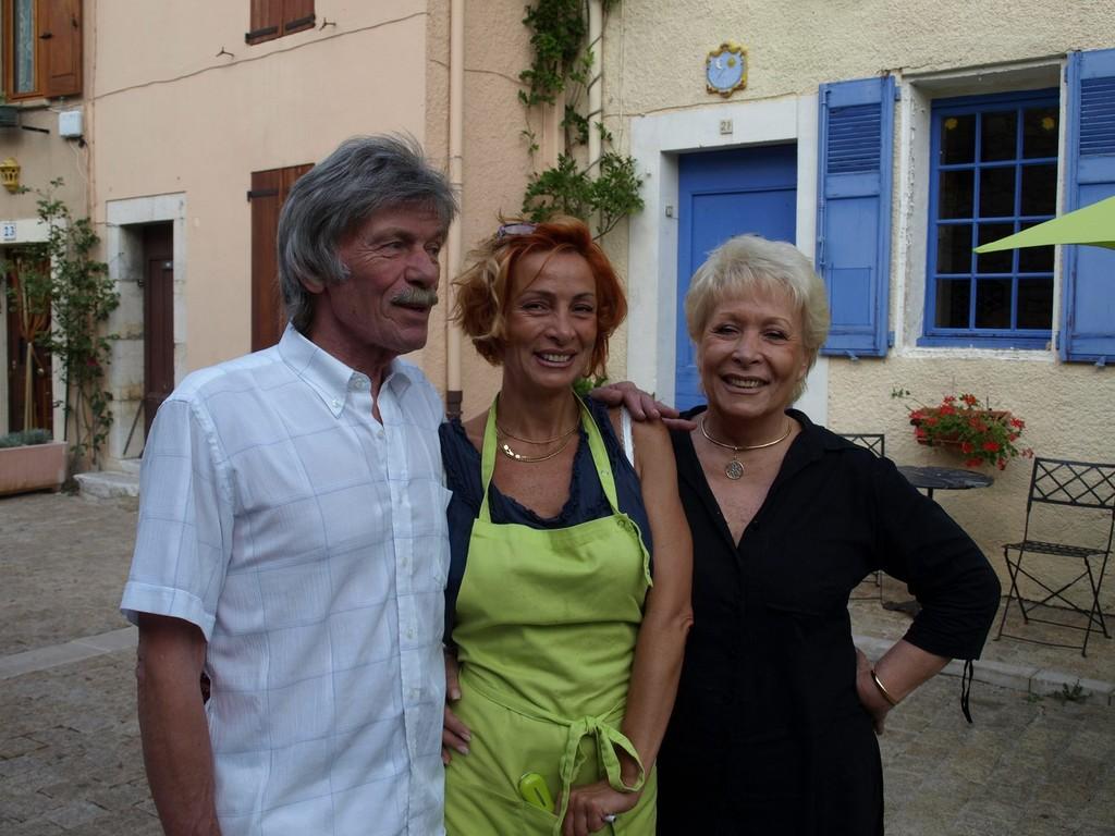 Gehrard, Valérie et Dady